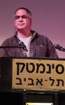 הבמאי איתן גרין. צילום: יוני המנחם.