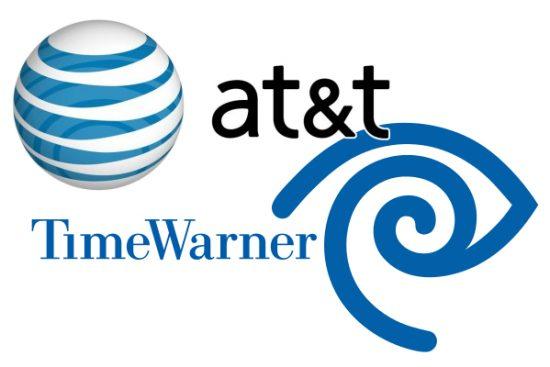 AT&T וטיים וורנר.
