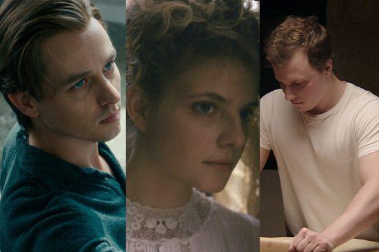 """שלושה מבין המתחרים על פרס האוסקר לסרט הזר הטוב ביותר 2019: """"האופה מברלין"""", """"Sunset"""" ו-""""Werk ohne Autor""""."""