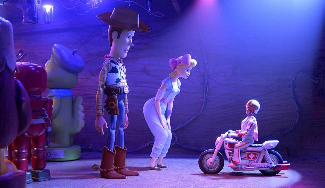 """""""צעצוע של סיפור 4""""."""