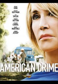 פשע אמריקאי - פוסטר