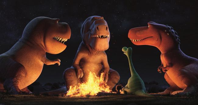 """""""הדינוזאור הטוב""""."""