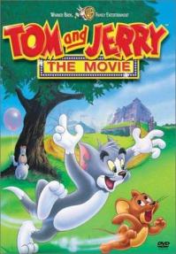 טום וג'רי: הסרט - כרזה