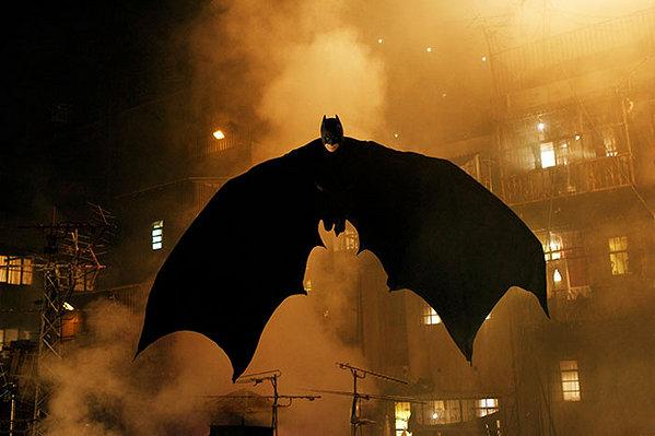 באטמן מתחיל