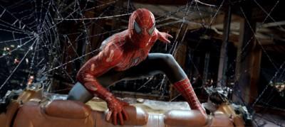 טובי מגוואייר, מתוך ספיידר-מן 3.