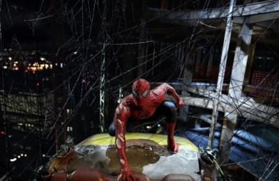 ספיידר-מן.