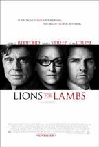 כאריות לכבשים - כרזה