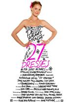 27 שמלות - כרזה