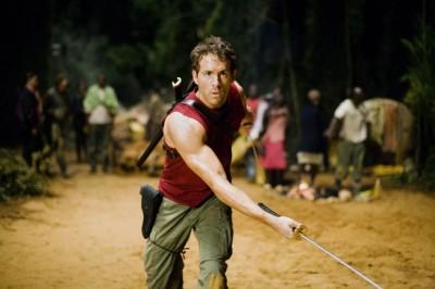 """""""אקס- מן המקור: וולברין"""". ריאן ריינולדס."""