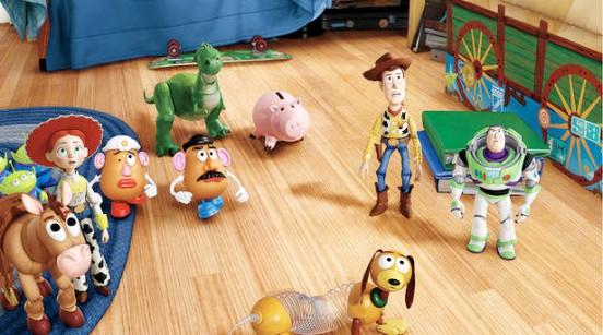מתוך צעצוע של סיפור 3.