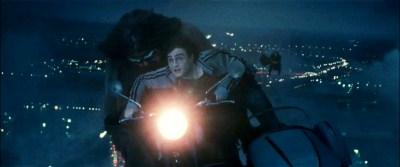 """דניאל רדקליף. """"הארי פוטר ואוצרות המוות: חלק ראשון""""."""