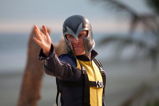 """X-מן: ההתחלה"". מייקל פסבנדר."