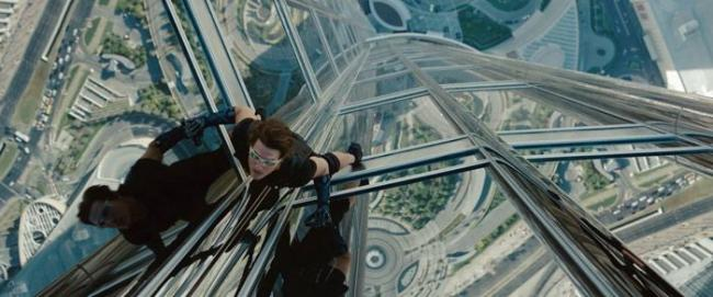 """""""משימה בלתי אפשרית 4"""". טום קרוז."""
