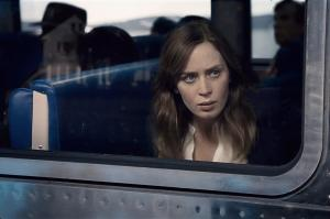 הבחורה על הרכבת