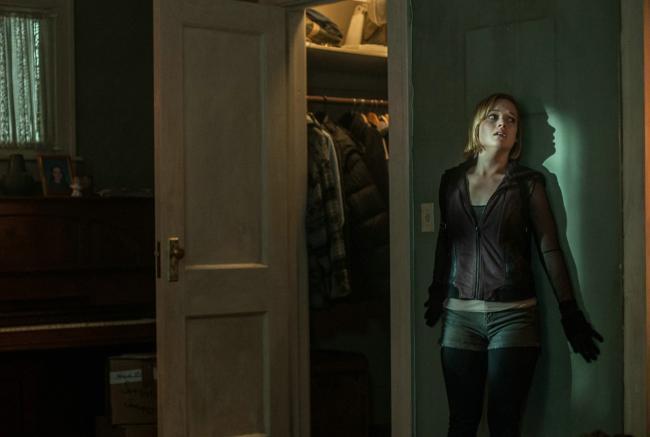"""""""לא לנשום"""". ג'יין לוי."""