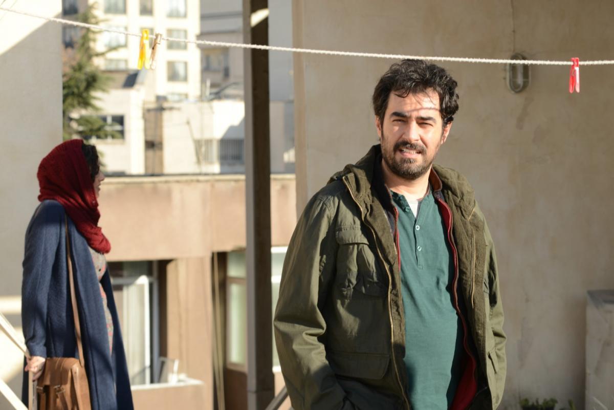 """תמונה של שאהאב חוסייני מתוך """"הסוכן"""""""