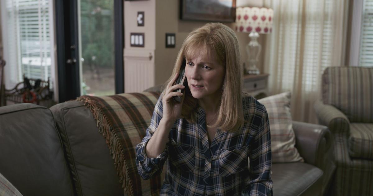 """תמונה של לורה ליני מתוך """"סאלי: נס על ההדסון"""""""