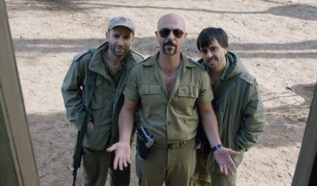 """""""הלהקה האחרונה בלבנון""""."""