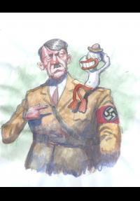 השטות של היטלר