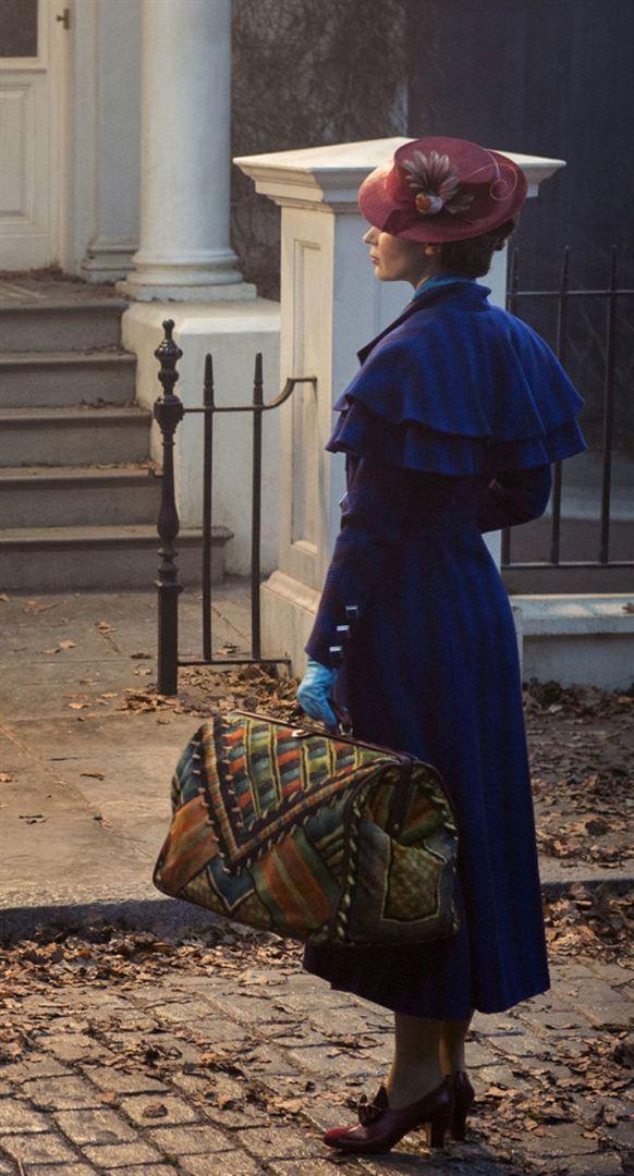 מרי פופינס חוזרת