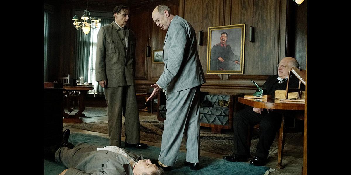 סטאלין מת!