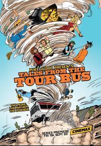 מייק ג'אדג' מציג סיפורים מהאוטובוס