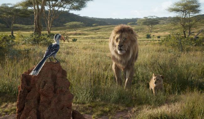 """""""מלך האריות""""."""