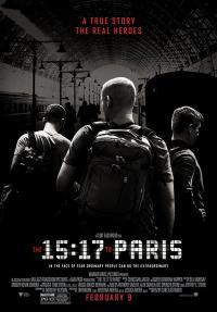הרכבת של 15:17 לפריס - כרזה