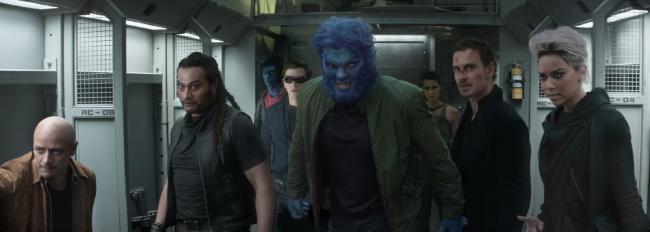 """""""אקס-מן: הפיניקס האפלה""""."""