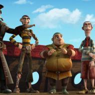 לאו דה וינצ'י: שודדי האוצר