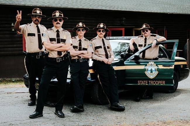 """""""המשטרה נפלה על הראש 2""""."""