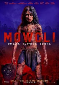 מוגלי: אגדת הג'ונגל - כרזה