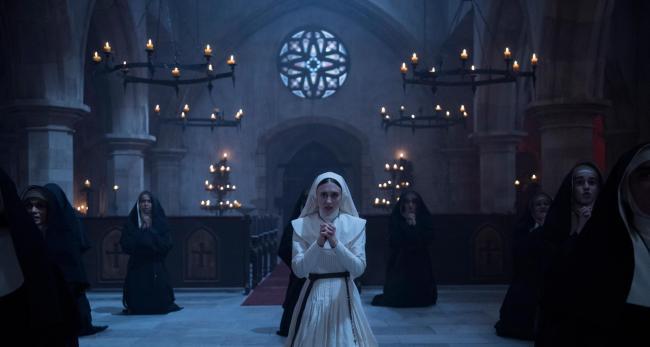 """""""הנזירה""""."""