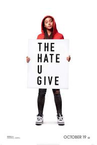 השנאה שנתתם - כרזה
