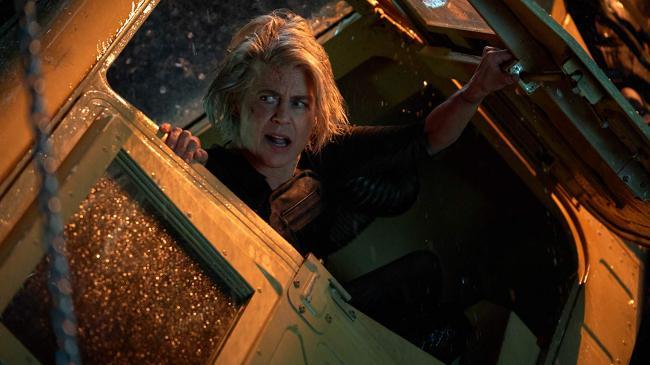 """""""שליחות קטלנית: גורל אפל"""". לינדה המילטון."""