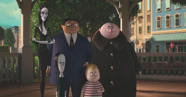 """""""משפחת אדמס""""."""
