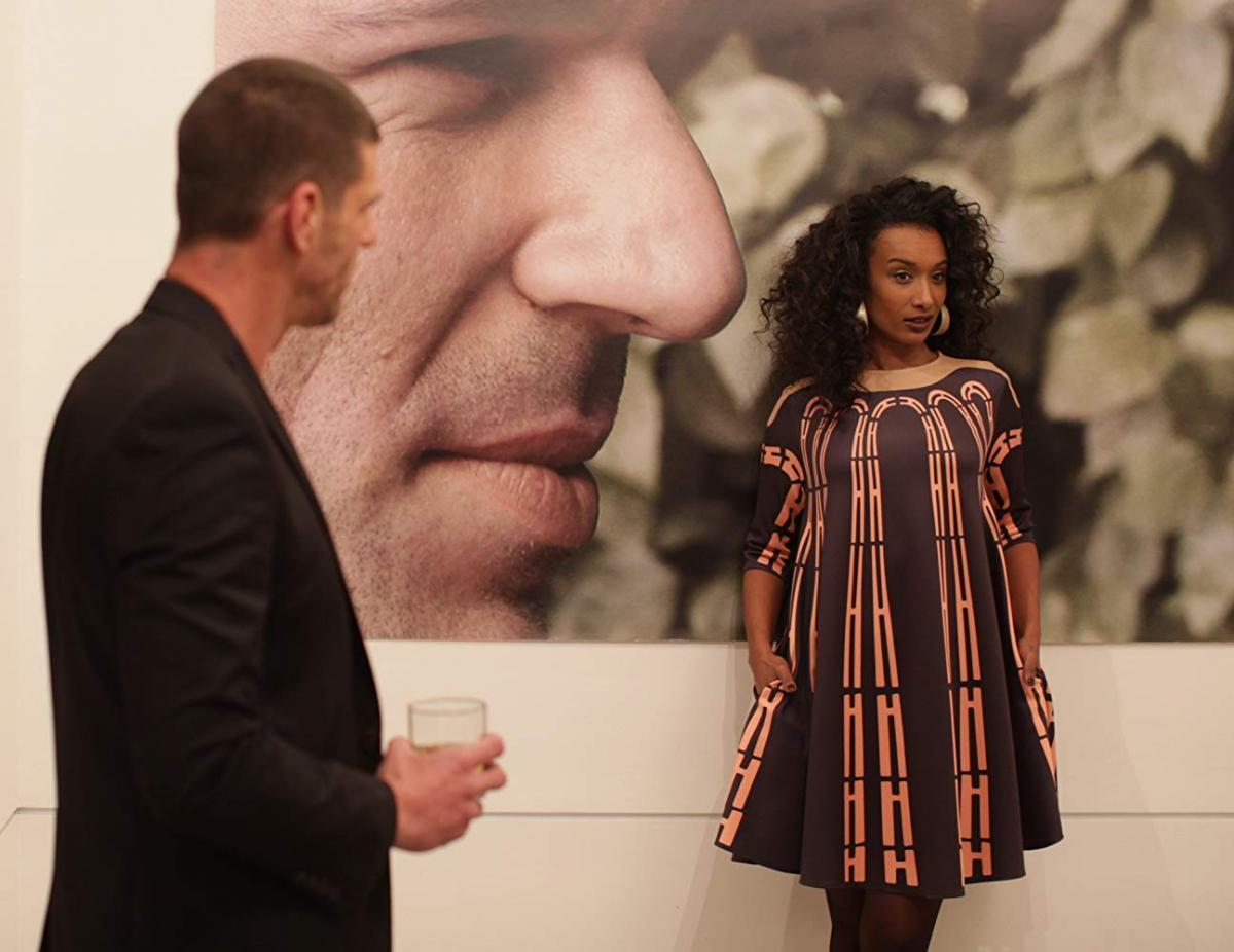 """תמונה של עודד לאופולד עם רותי אסרסאי מתוך """"15 שנה"""""""