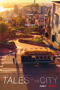סיפורי סן פרנסיסקו - כרזה