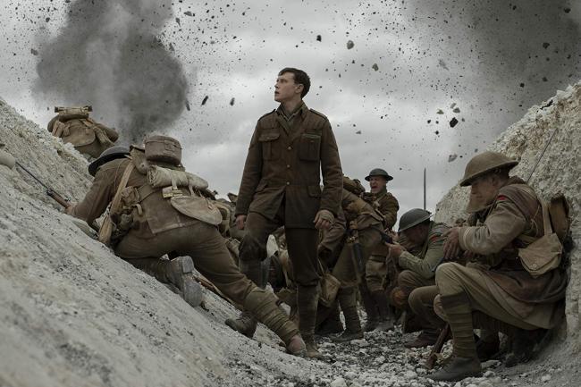 """""""1917"""". ג'ורג' מקיי."""