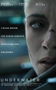 מתחת למים (ש.ל.ר) - כרזה