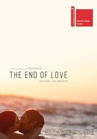 סוף האהבה - כרזה