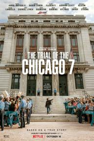 משפט השבעה משיקגו - פוסטר