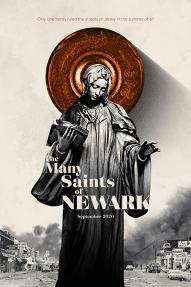 הקדושים של ניוארק (ש.ל.ר) - כרזה
