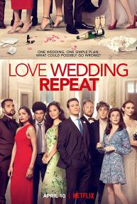 אהבה, חתונה והכל מהתחלה - כרזה