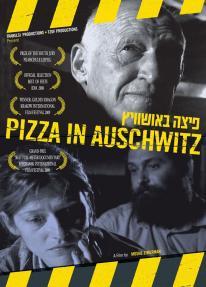 פיצה באושוויץ - כרזה