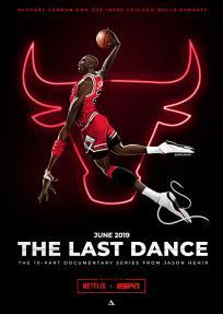 מייקל ג'ורדן: הריקוד האחרון - כרזה