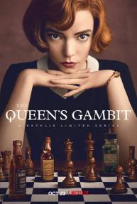 גמביט המלכה - פוסטר