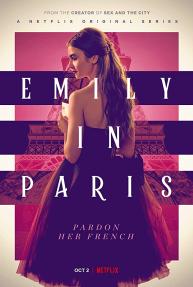 אמילי בפריז - פוסטר
