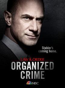 חוק וסדר: פשע מאורגן - כרזה