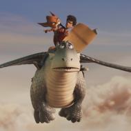 לרכב על דרקון